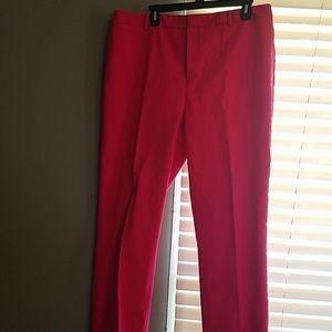 Pink Dress Pants size 16 dillards brand